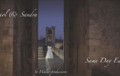 Wedding – Oriol & Sandra (Same Day Edit) – Waldo produccions
