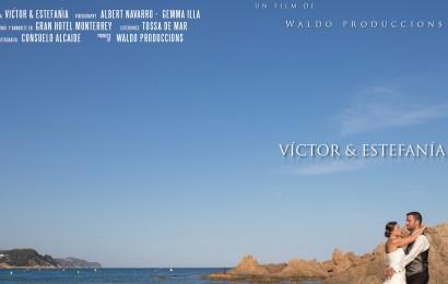 Wedding – Same Day Edit de Víctor & Estefanía – Waldo produccions