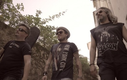Videoclip – Back Way Home – Jimmy Barnatan & The Cocooners